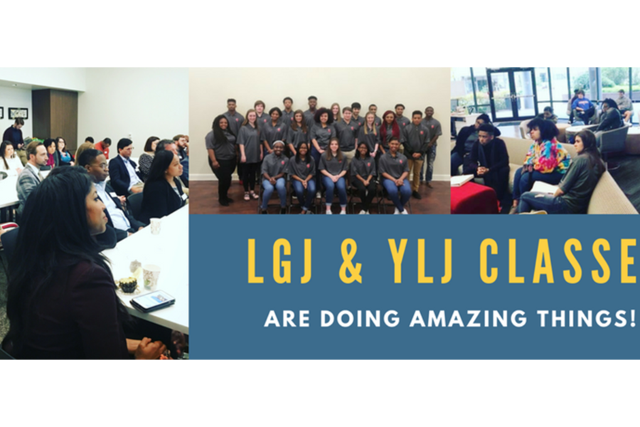 LGJ and YLJ: Training Leaders for Today and Tomorrow