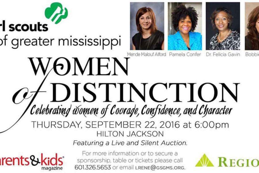 2016 Women of Distinction